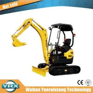 1750kg Mini Sized Crawler Excavator Yrx18 pictures & photos