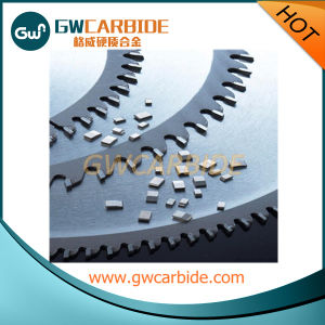 Hip-Sintered Carbide Saw Tips with European Standard pictures & photos