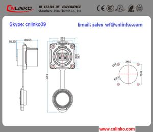Fiber Optic Connector/Best Fiber Optic Cable Connector for Integrated Wiring pictures & photos