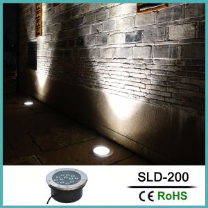 IP67 LED Garden Buried Underground Step Lighting pictures & photos