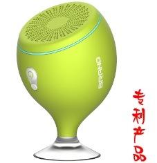 6 Level Waterproof Function Bluetooth Speaker