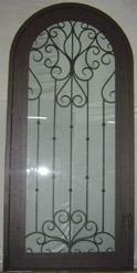 Wrought Iron Doors (006)