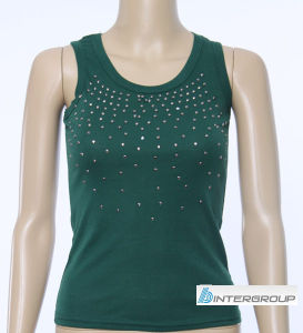 Lady′s Tank Top (BG-T103) pictures & photos