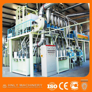Dry Method 100t/D Corn Flour Milling Machine for Sale pictures & photos