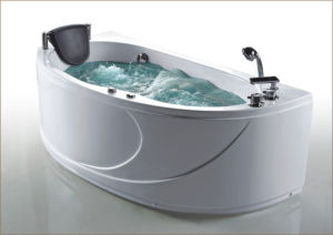 Home Jacuzzi Bathtub with Jacuzzi Jets pictures & photos