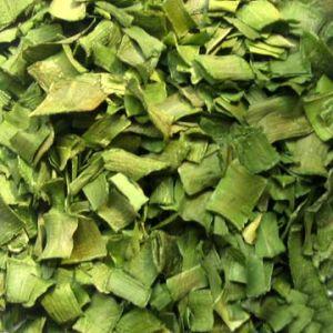 Dehydrated Green Leek