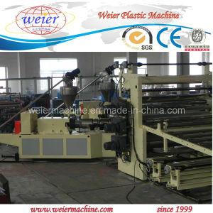 CE Certificate PVC Waterproof Roll Sheet Extrusion Line (SJSZ-80/156, SJSZ-65/132) pictures & photos
