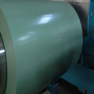 Green PPGI/PPGL Steel Coil by Chinese Manufacturer