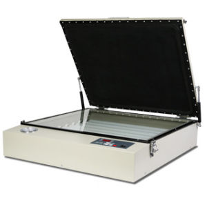 Tmep-6090 Vacuum Exposure Film Machine for Screen Printing Plate pictures & photos