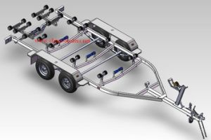 Boat Trailer (TR0219) pictures & photos