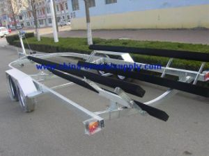 Heavy Duty 7.4m Boat Trailer with Bunk System (CT0103) pictures & photos