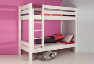Wooden Bunk Bed (H-H0264)