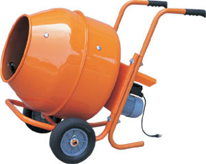 Horizontal Portable Concrete Mixer (PCM5-H)