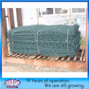 Heavy Duty Hexagonal Stainless Metal Gabion Wire Mesh for Sale pictures & photos