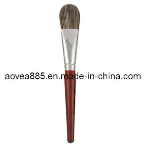 Professional Wooden Foundation Brush (CFB116)