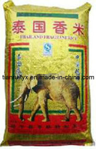 Vivid Printing High Quality 50kg Rice Bag (KR147) pictures & photos