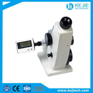 Abbe Refractometer/ Optical Index-Plate Reading Abbe Refractometer/Laboratory Instrument/Lab Equipment pictures & photos