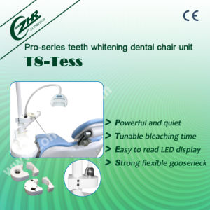 T8-Tess Dental Chair Mount Fitting Teeth Whitening Machine