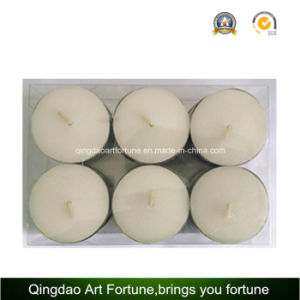 Hot Sale 12g Unscented Tealight Candle for Home Decor pictures & photos