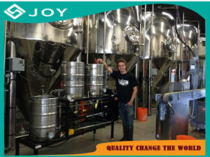 Hot Sale Stainless Steel Beer Brewing Machine pictures & photos
