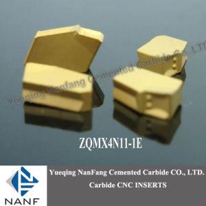 Tungsten Carbide CNC Insert (ZQMX4N11-1E)