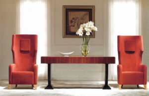 Luxurious Hotel Console Furniture (G-034)