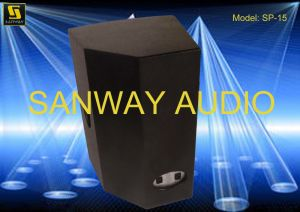Sanway Sp-15 Professional Karaoke Speakers, Speaker Box pictures & photos