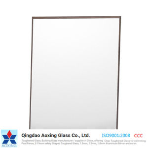 Clear/Color Toughened/Float Mirror for Wall Mirror pictures & photos