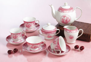 Porcelain Tea Set (HWT90018)