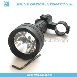 Tactical LED Flashlight or Torch With 450 Lumens (ES-OA-TF01) pictures & photos