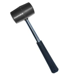 High Quality Rubber Mallet Hammer with Competitive Price (C1002) pictures & photos
