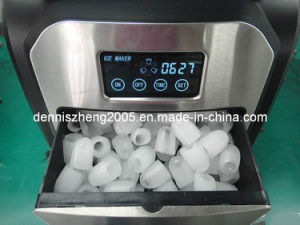 Bullet Ice Cube Maker, Stainless Steel Ice Machine pictures & photos