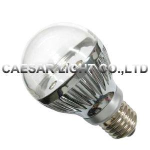Globe 5X1W High Power LED Light Bulb