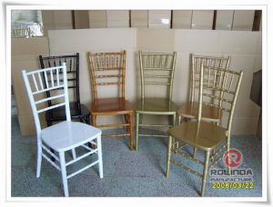 High Grade Coloured Promotion Chiavari Chair pictures & photos