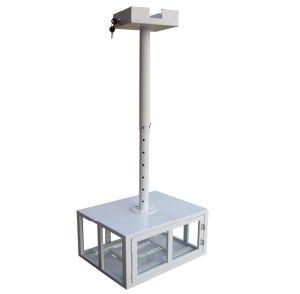 Projector Universal Adjust Length 55-100cm Round Shape (DM-100)
