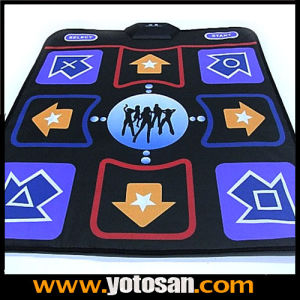 Hot Sale 8bit 16bit 32bit TV PC USB Game Dance Mat for TV PC and Some Yoga Sport Dance Mats with Good Price pictures & photos
