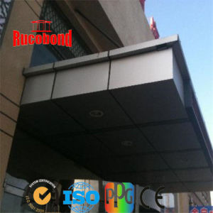 Rucobond Aluminium Composite Panel for Building Wall (RCB130505) pictures & photos