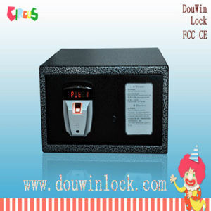Fingerprint Safety Cash Safe Deposit Box pictures & photos