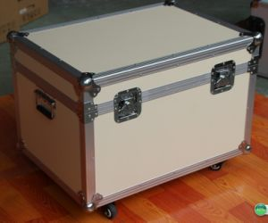 Aluminium Flight Case with Wheels pictures & photos
