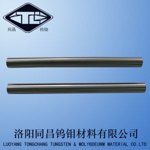 molybdenum rod and molybdenum electrodes pictures & photos