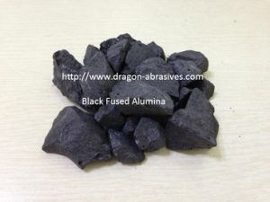 Black Fused Aluminum Oxide for Polishing Stainless Steel Products pictures & photos