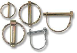 Wire Lock Pin, Shaft Lock Pin, Linch Pin DIN11023 pictures & photos
