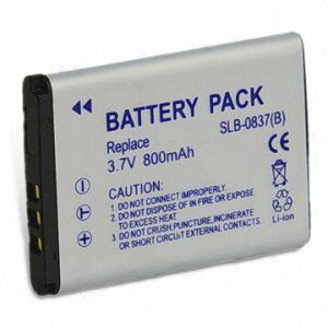 Professional 3.7V Replacement Li-ion Digital Camera Battery for Samsung pictures & photos