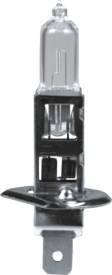 Halogen Car Lamp (H1-Clear)