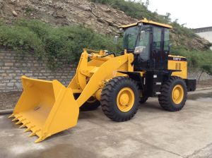 3ton Front End Hydraulic China Wheel Loader pictures & photos