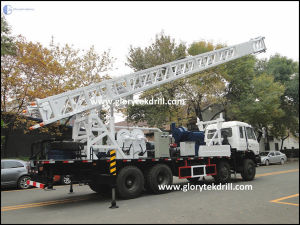 C600CLCA Low Cost Water Well Drilling Rig pictures & photos