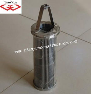 Filter Cartridge with Good Filtrability pictures & photos