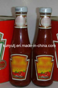 Tomato Sauce in Glass Jar pictures & photos