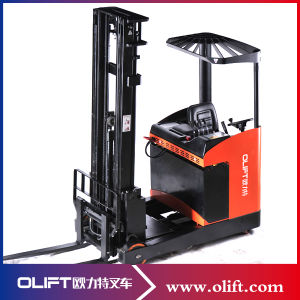 6200mm Electric Reach Stacker (TR10C)