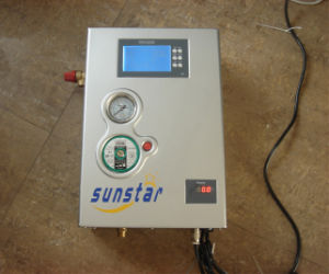 Solar Water Heater Working Station (SP116) pictures & photos